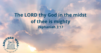 Our God is mighty!