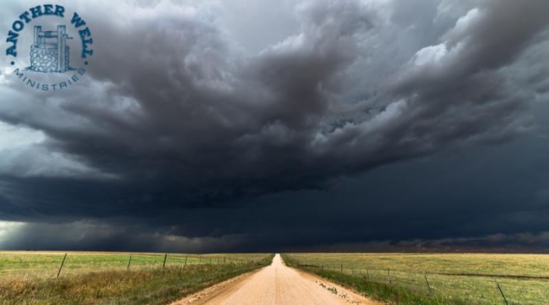 When Jesus Walks Into the Storm