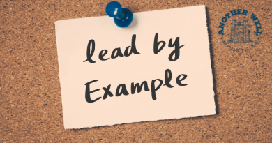 What type of example are you?